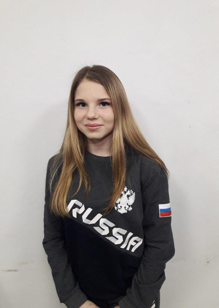 Бозылева Дарья Максимовна