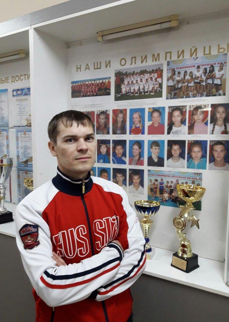 Бочков Степан Андреевич